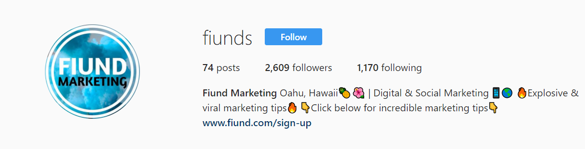 How I Built a 2,189 follower Instagram Referral Machine [in