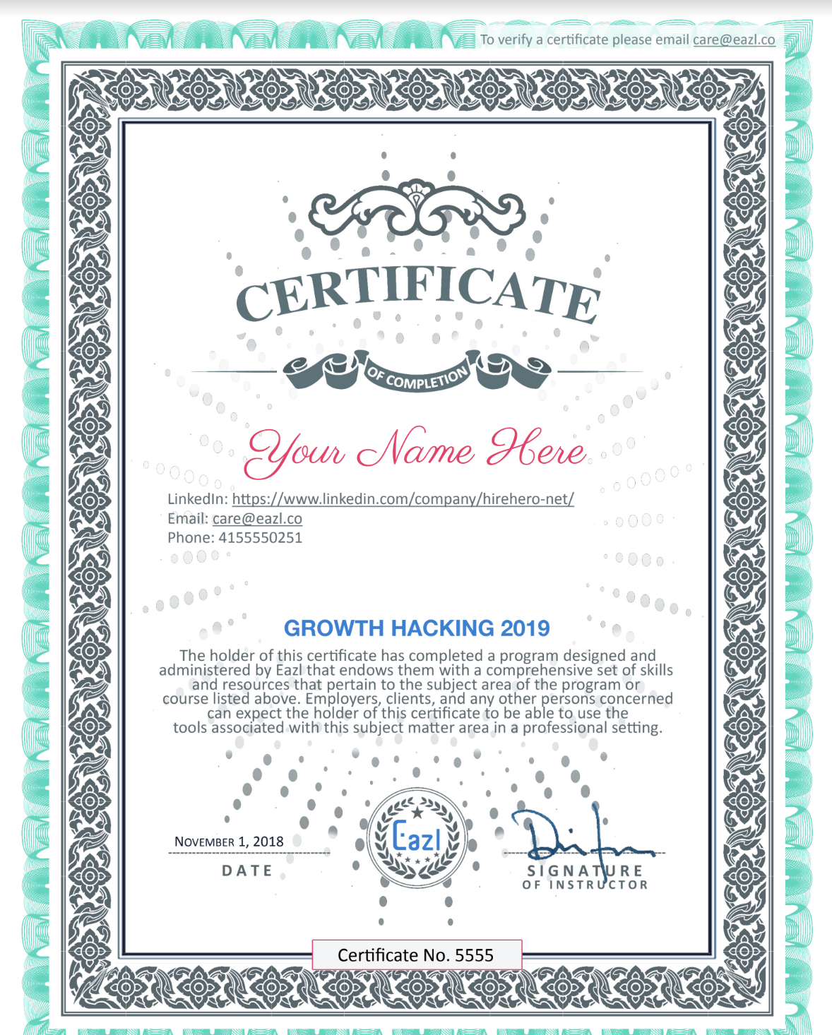 2019 Edition of Best-Selling Growth Hacking with Digital