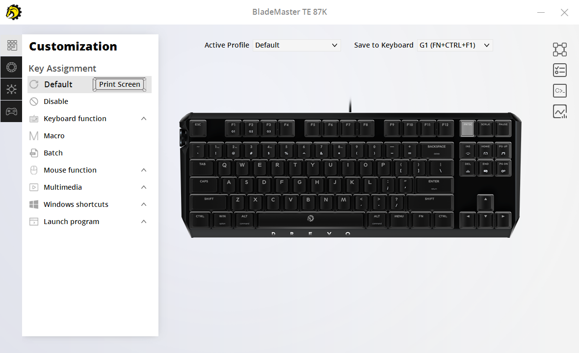 DREVO Blademaster TE Review: Excellence in Keyboard Form