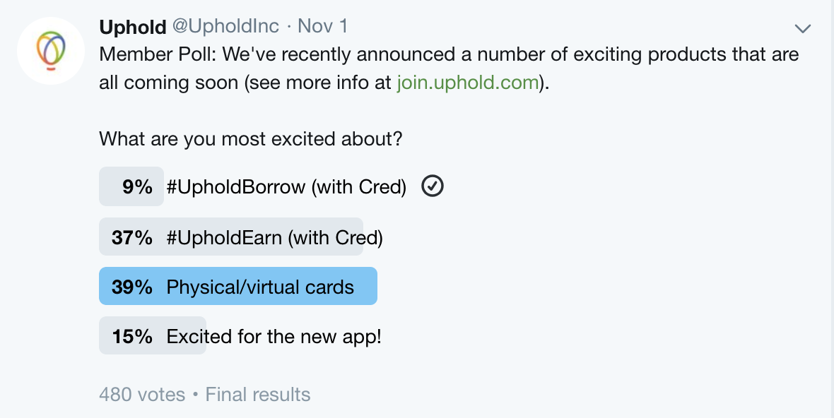 Introducing CredEarn Available On Uphold - Cred - Medium