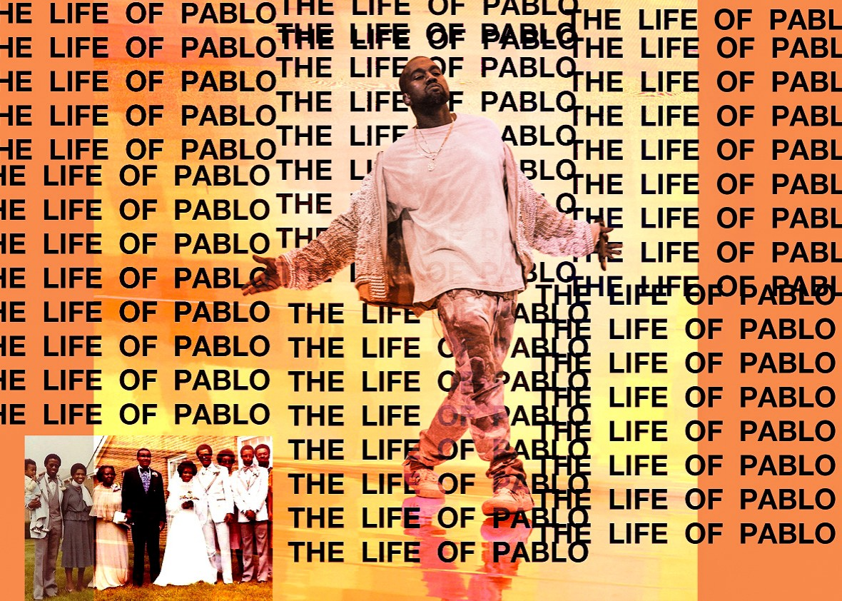 The (Mutable) Life of Pablo: How Kanye West's Nontraditional Album