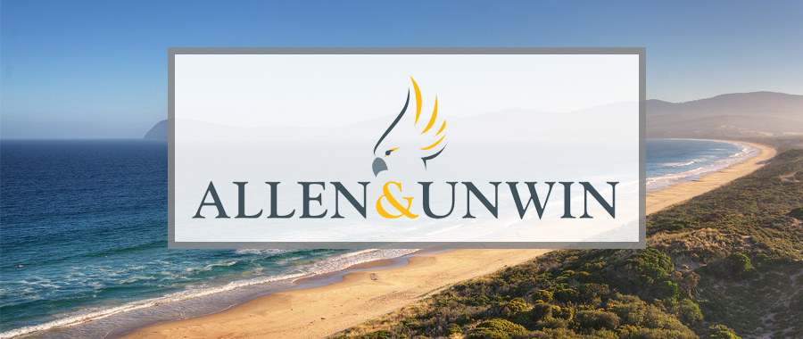 Publisher Allen & Unwin Accepting Unsolicited Submissions