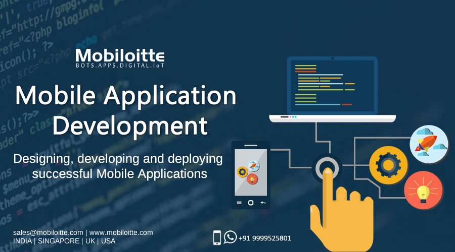 Hire us to develop your iOS or Android App in Singapore