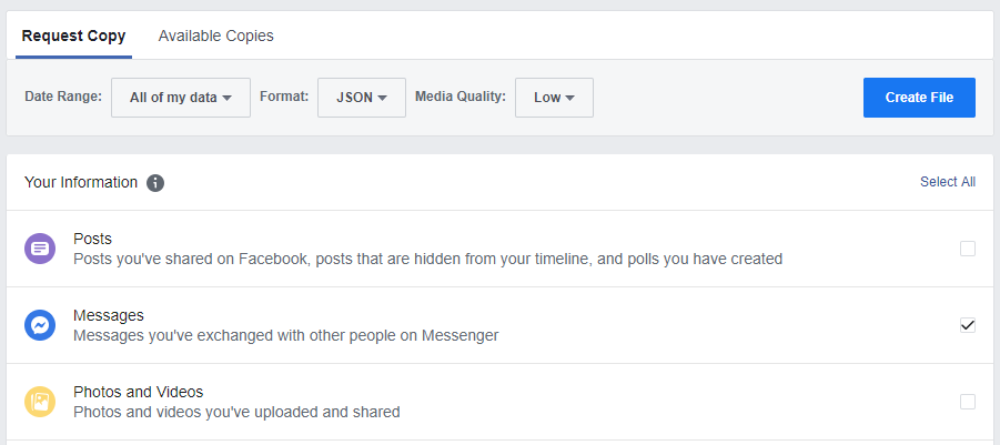 Ditching worthless friends with Facebook data and JavaScript