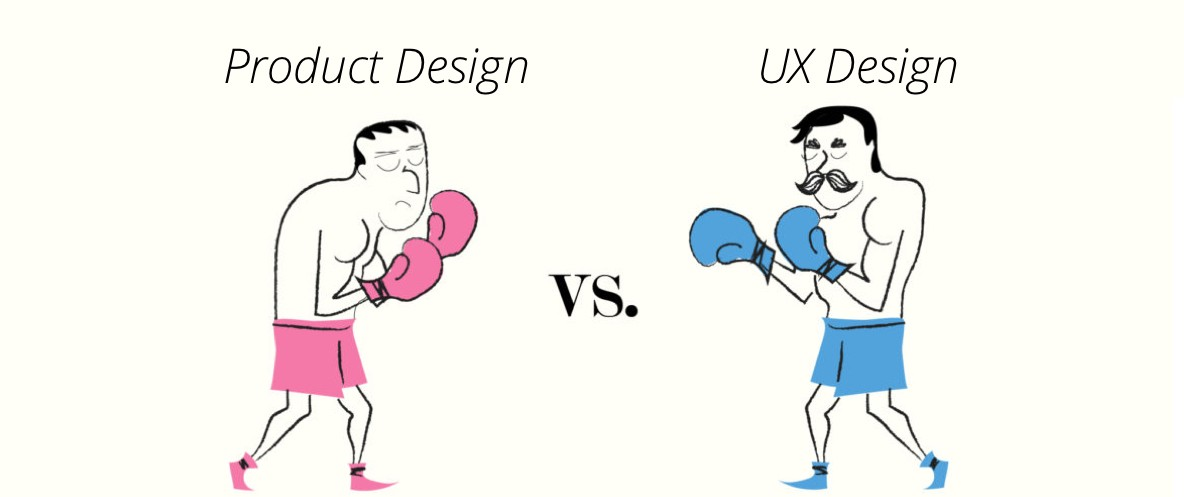 Ux Design Vs Product Design What Is The Difference By John Carter Ux Collective