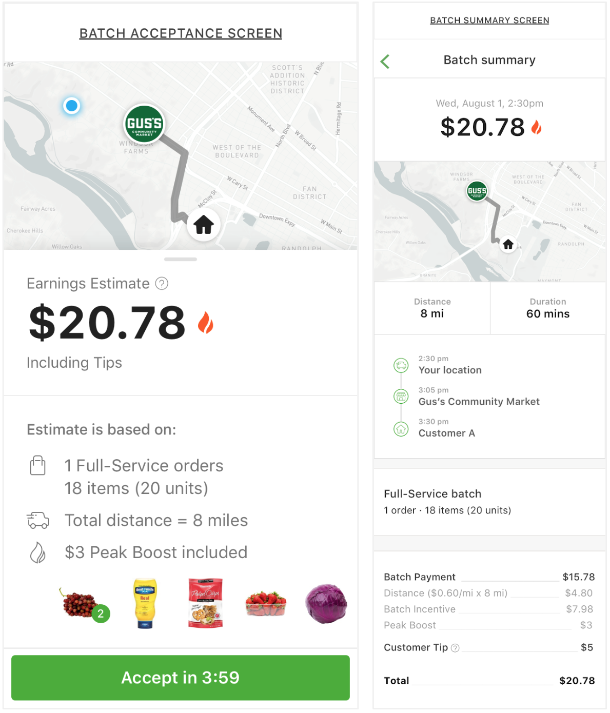 Improving our approach to Shopper earnings - The Instacart