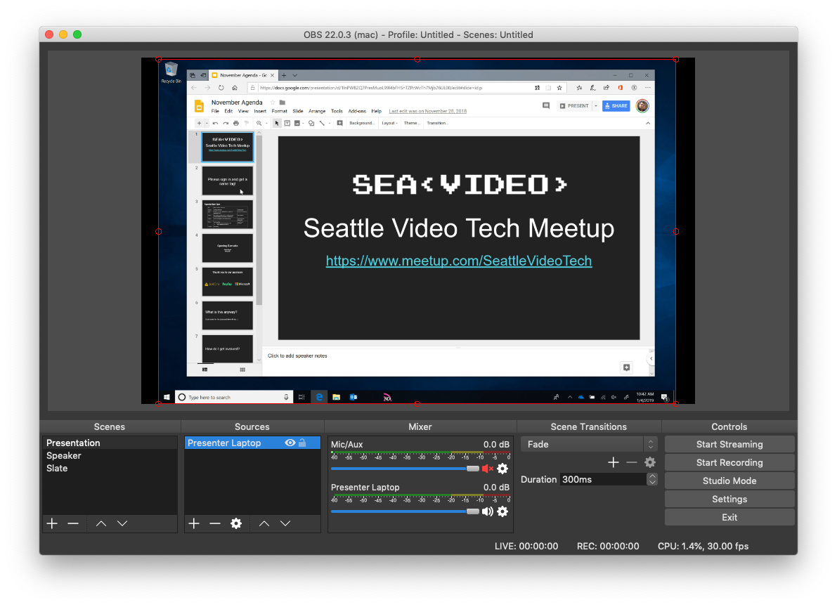 Live Streaming Production Using OBS - David Sayed - Medium