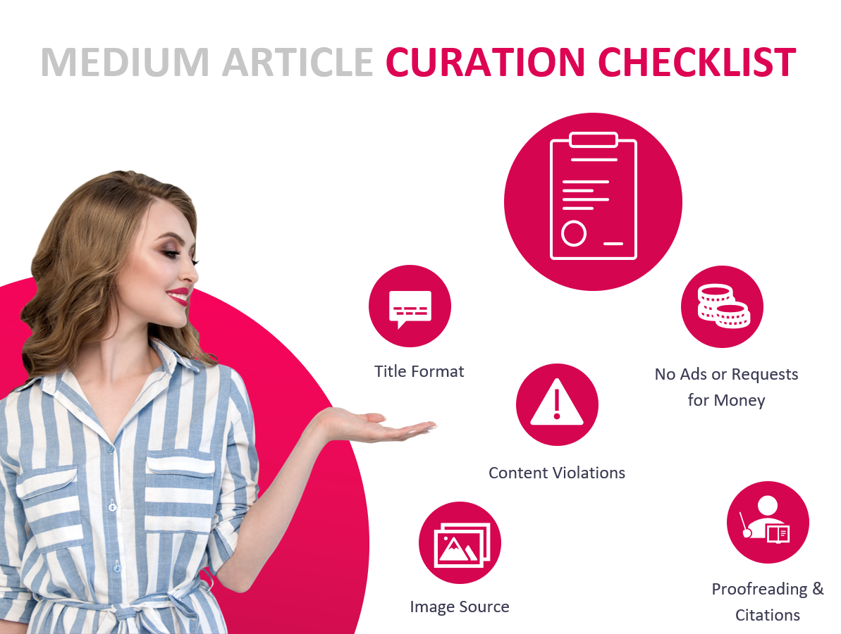 medium curation, medium curated content, how to get curated on medium, mediums curators selected, medium curation guidelines