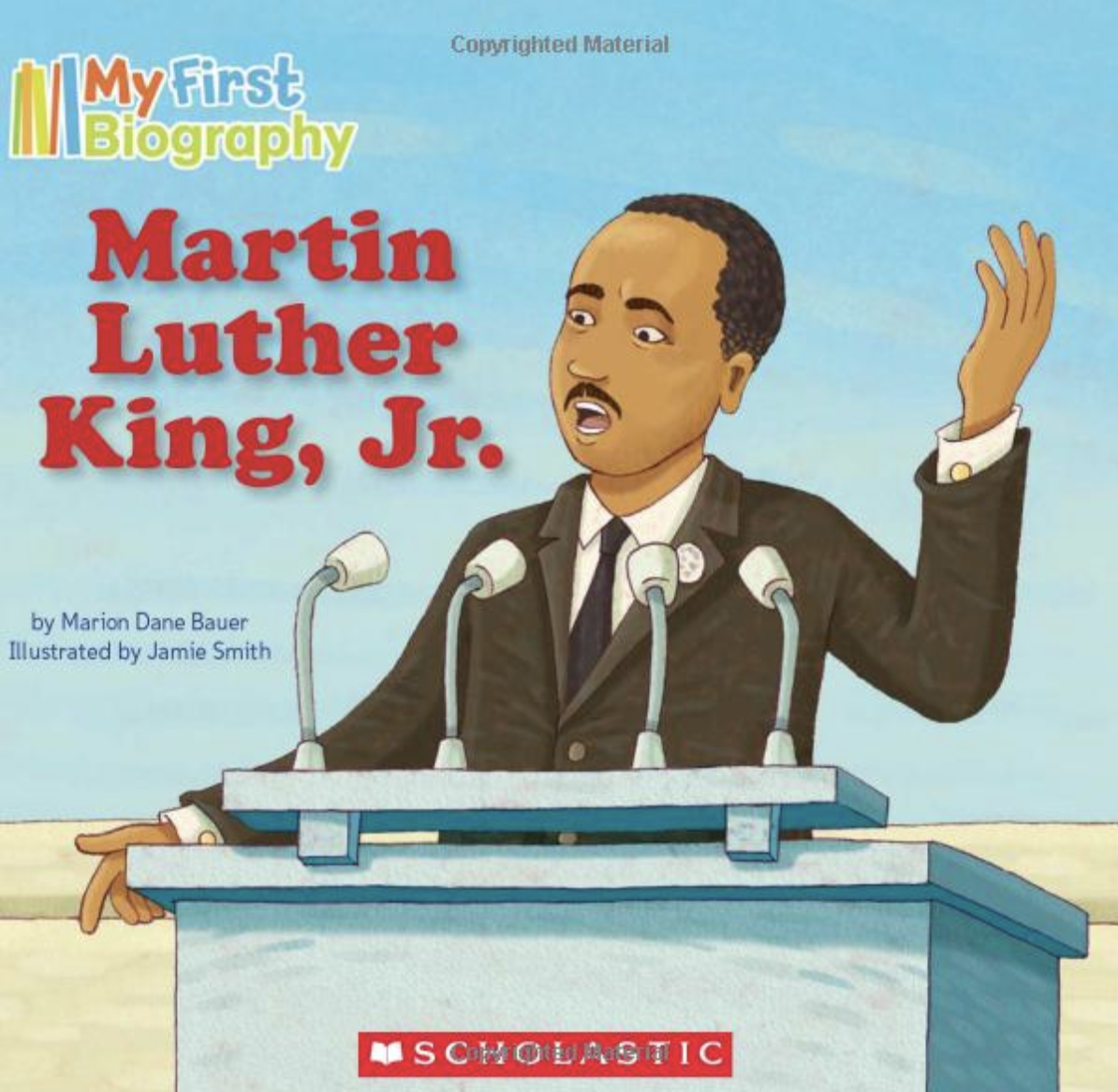 5 Read Alouds To Celebrate Dr. Martin Luther King Jr. for Primary ...
