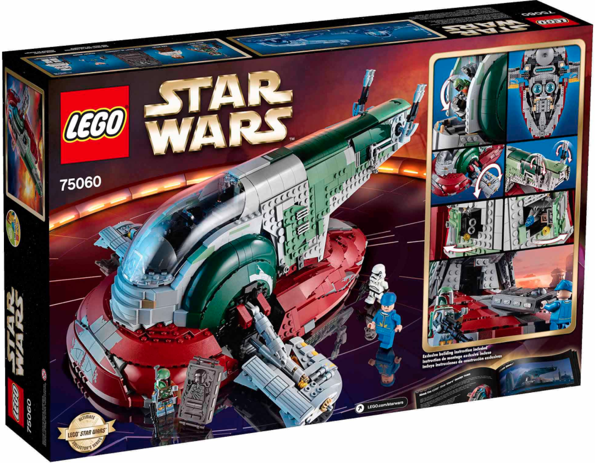 Do you want to start your own LEGO Star Wars collection