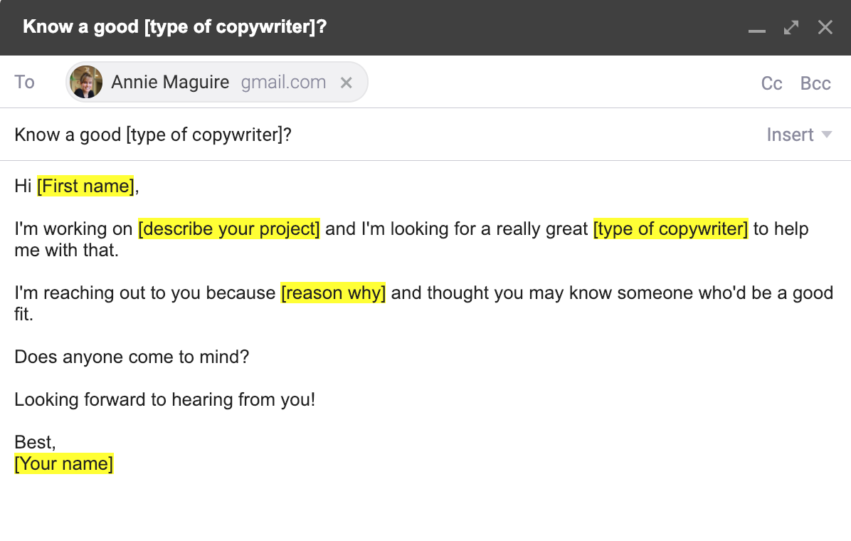 Misconceptions About Financial Copy