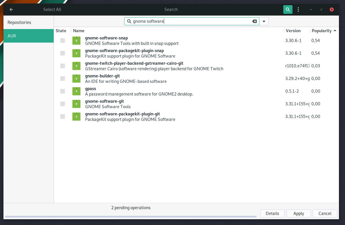 A few impressions and tests on Manjaro Budgie - Nick @ The