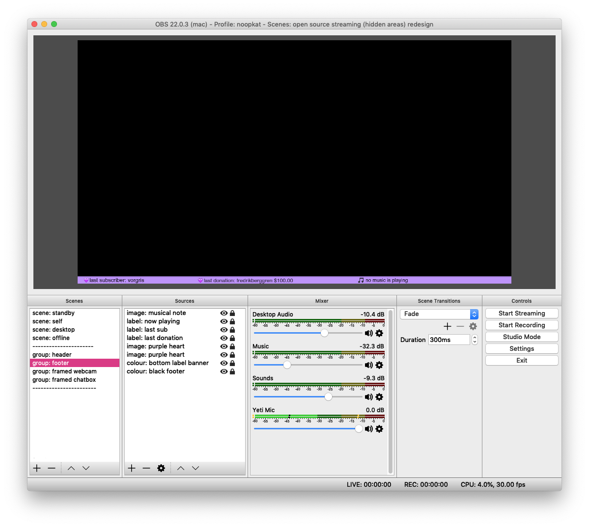My Twitch Live Coding Setup - Suz Hinton - Medium