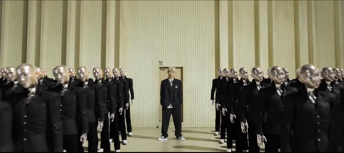 """Old School BTS Meets Jungian Psychology in RM's intro """"Persona"""""""