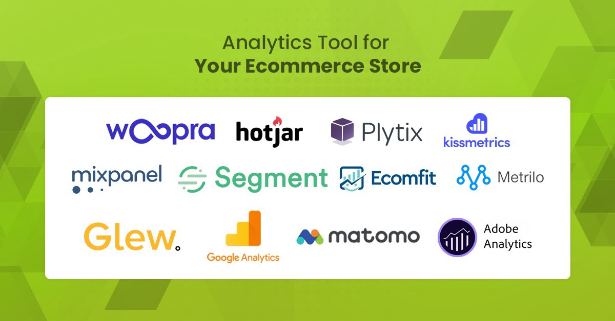 Analytics Tools for E-commerce Store
