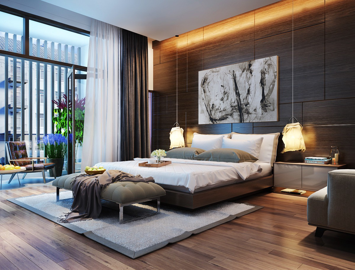 Bedroom Interior Ideas By Putra Sulung Medium