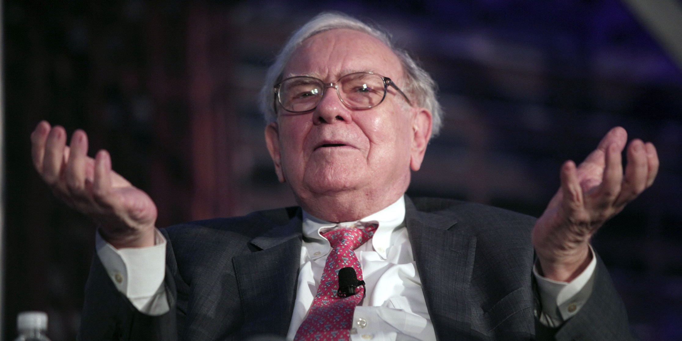 Warren Buffett photo