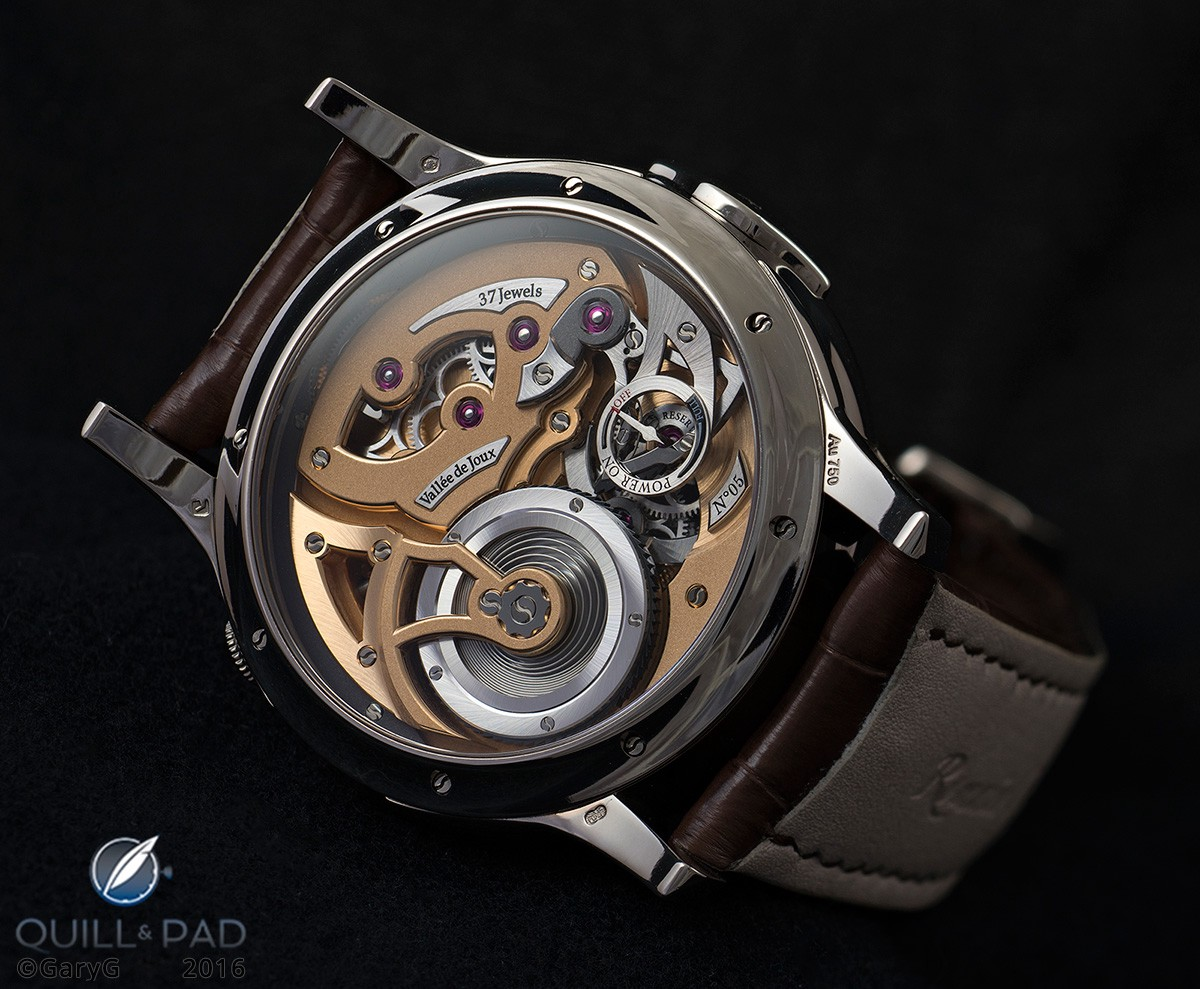 Reverse of the Romain Gauthier Logical One