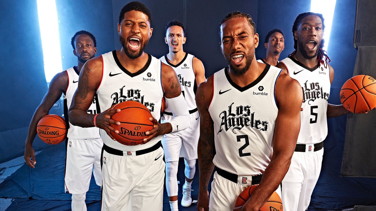 Image result for CLIPPERS 2019-2020 youtube