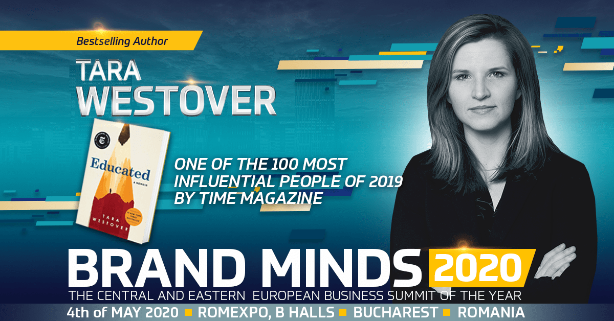New York Times Best Sellers 2020.Tara Westover Live At Brand Minds 2020 Brand Minds Medium