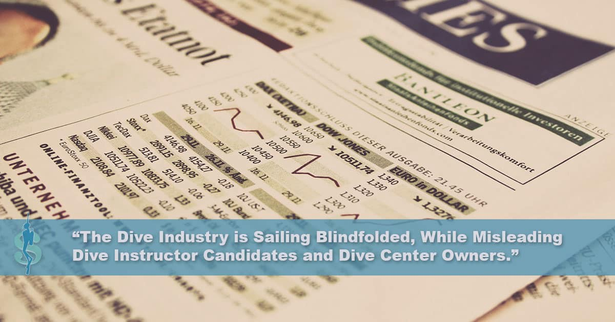 The Missing Scuba Diving Industry Trade Publication