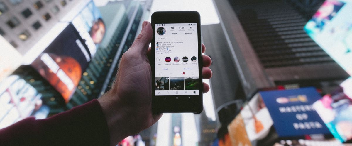 Establishing a Social Media Presence for a podcasting anonymously