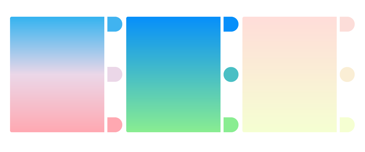 Why Gradients are back to rule in 2018? - UX Planet
