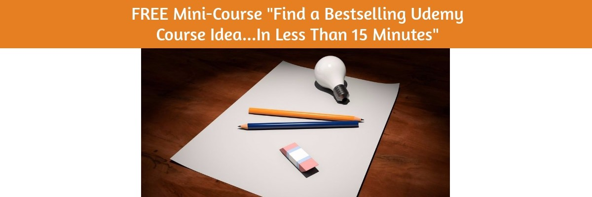 5 Reasons Why You Should Be Selling Courses on Udemy