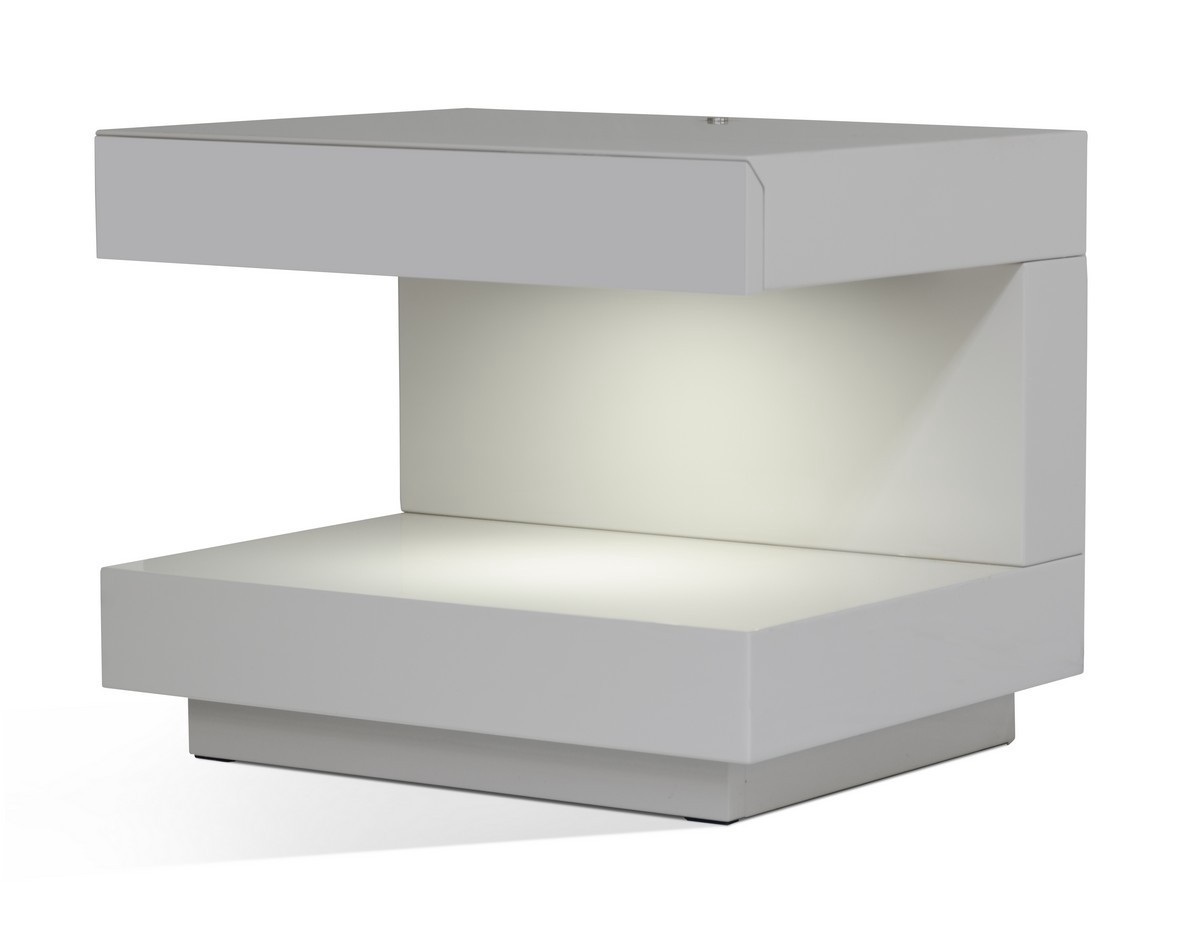 Modern Nightstands With Affordable Wood