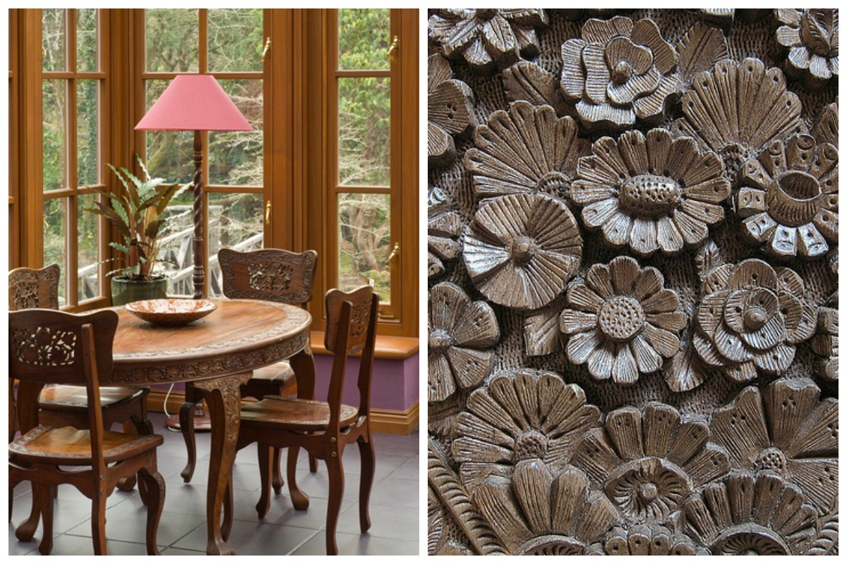 Traditional Indian Furniture Designs