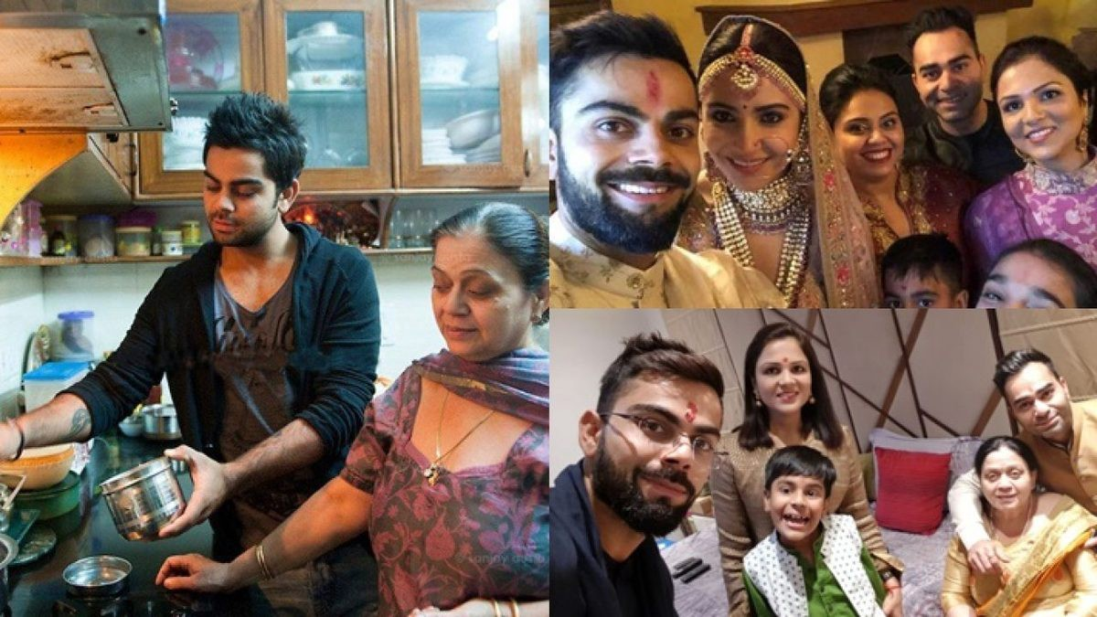 Virat Kohli Biography Age Family Awards Stats Sports