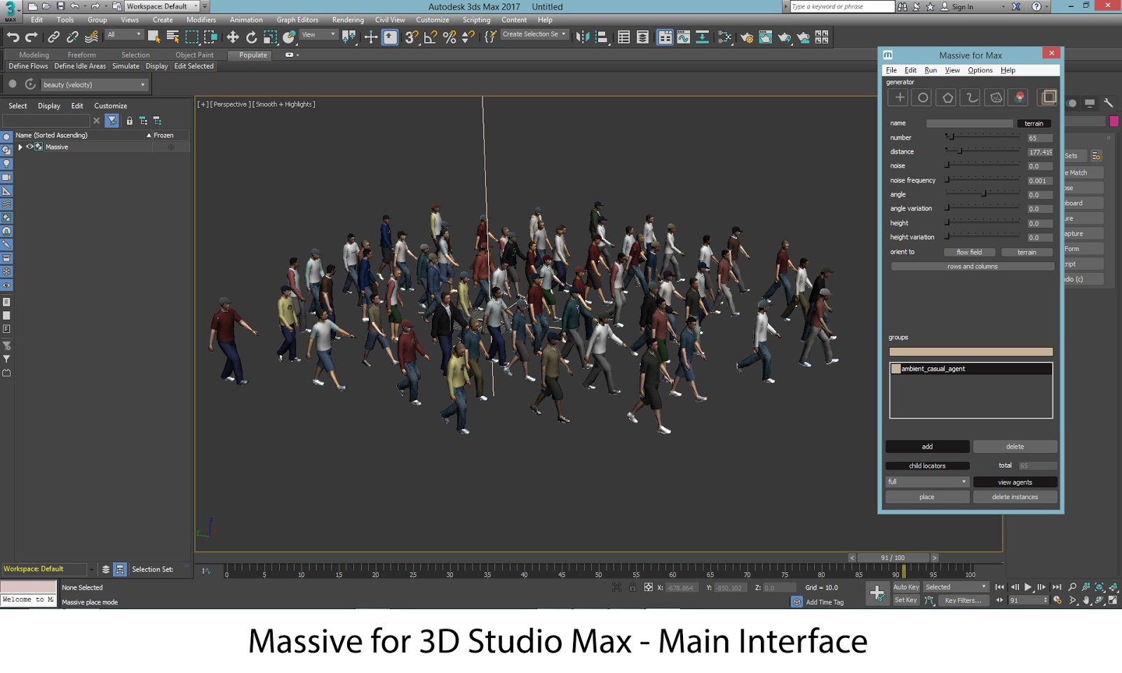 Massive Vs Golaem A Vfx Crowds Expert Weighs In By Cg Stunts Inc Blog Art Marketing