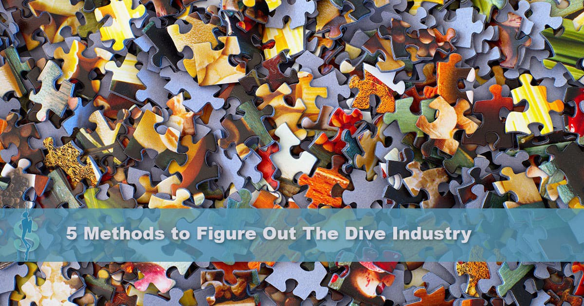 5 Methods for a Scuba Diving Industry Strategic Analysis