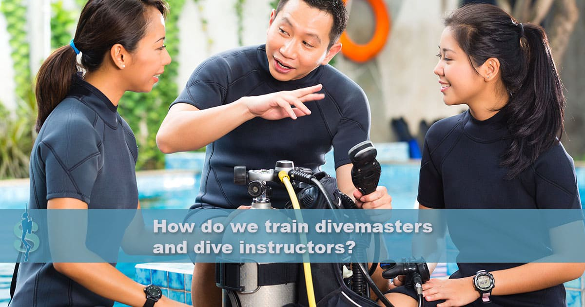 Redefining The Way We Promote & Teach Scuba Diving
