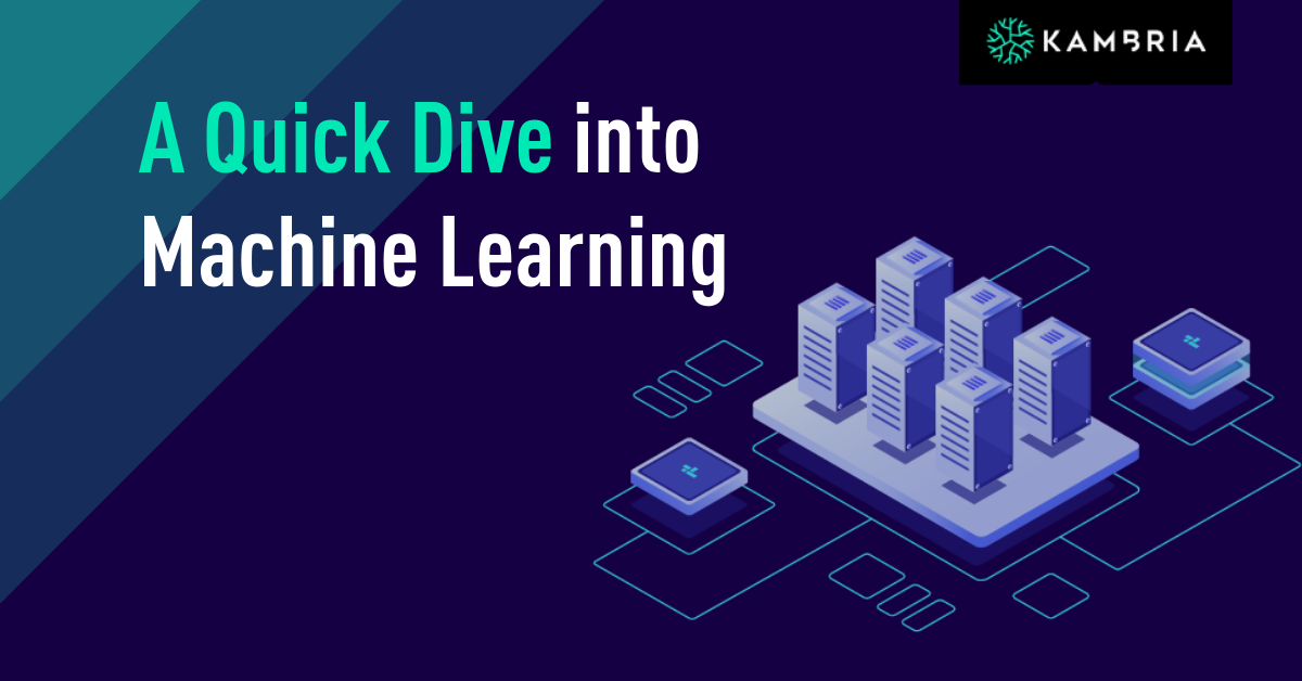 Quick Dive into Machine Learning