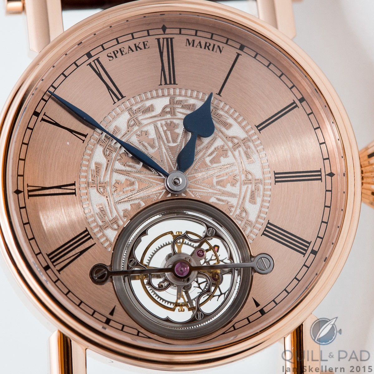The Speake-Marin Dong Son Tourbillon