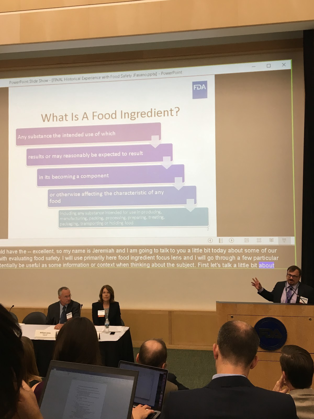 A Recap of the FDA's Public Meeting on Foods Produced Using