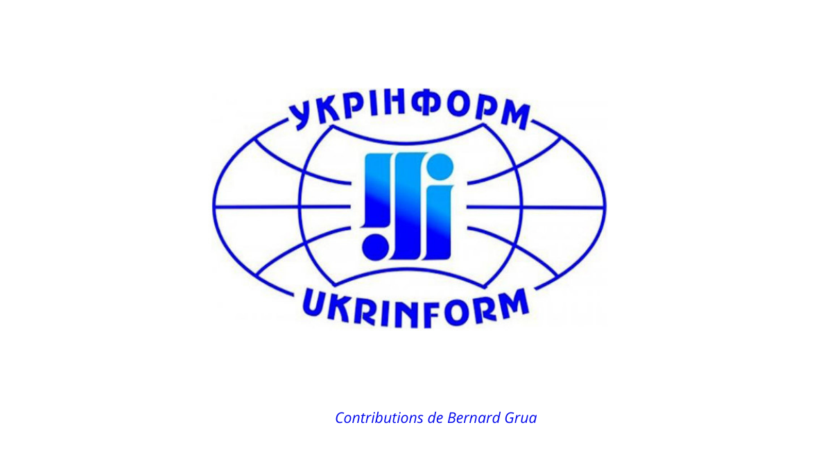 Bernard Grua, publications on Ukrinform