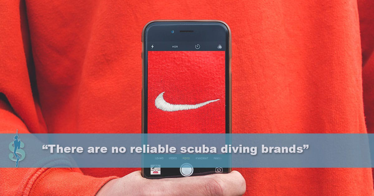 The Lack of a Reliable Brand in The Scuba Diving Industry