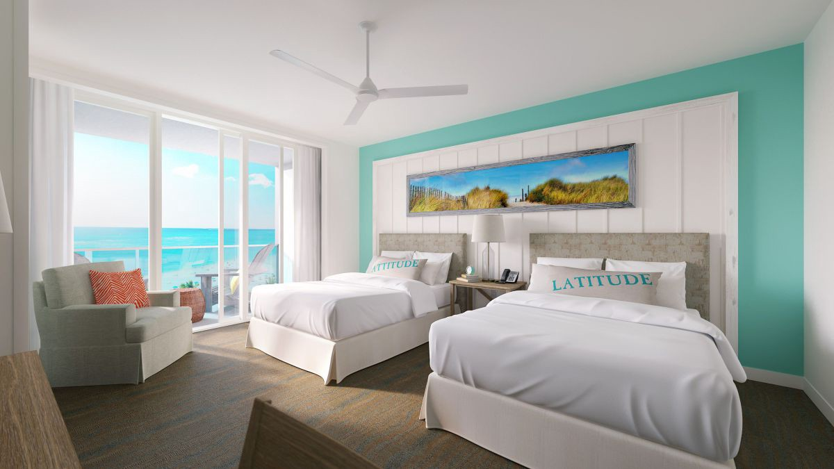 License to chill at Hollywood's Margaritaville Resort