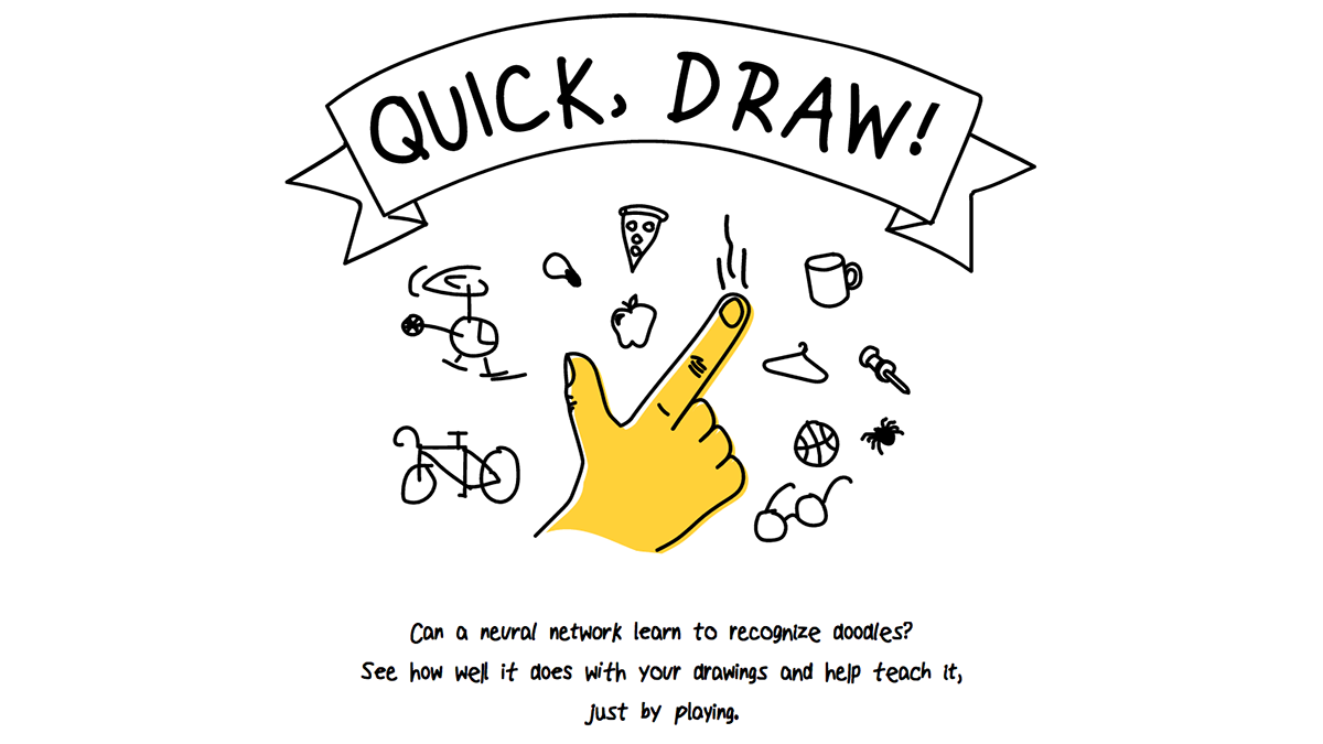 Google Quick, Draw!. I've been doing some very…   by Block Club   Medium