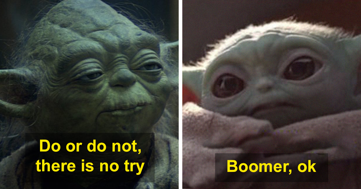 65 Baby Yoda Memes To Save You From The Dark Side - Star ...