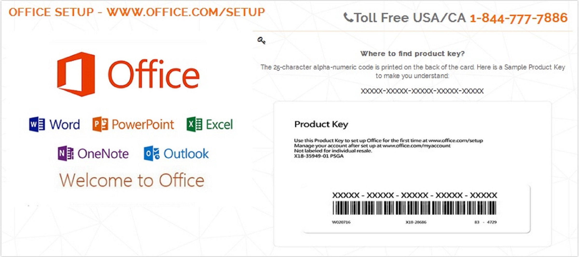 Where do I Enter Microsoft Office Product Key? — Office com