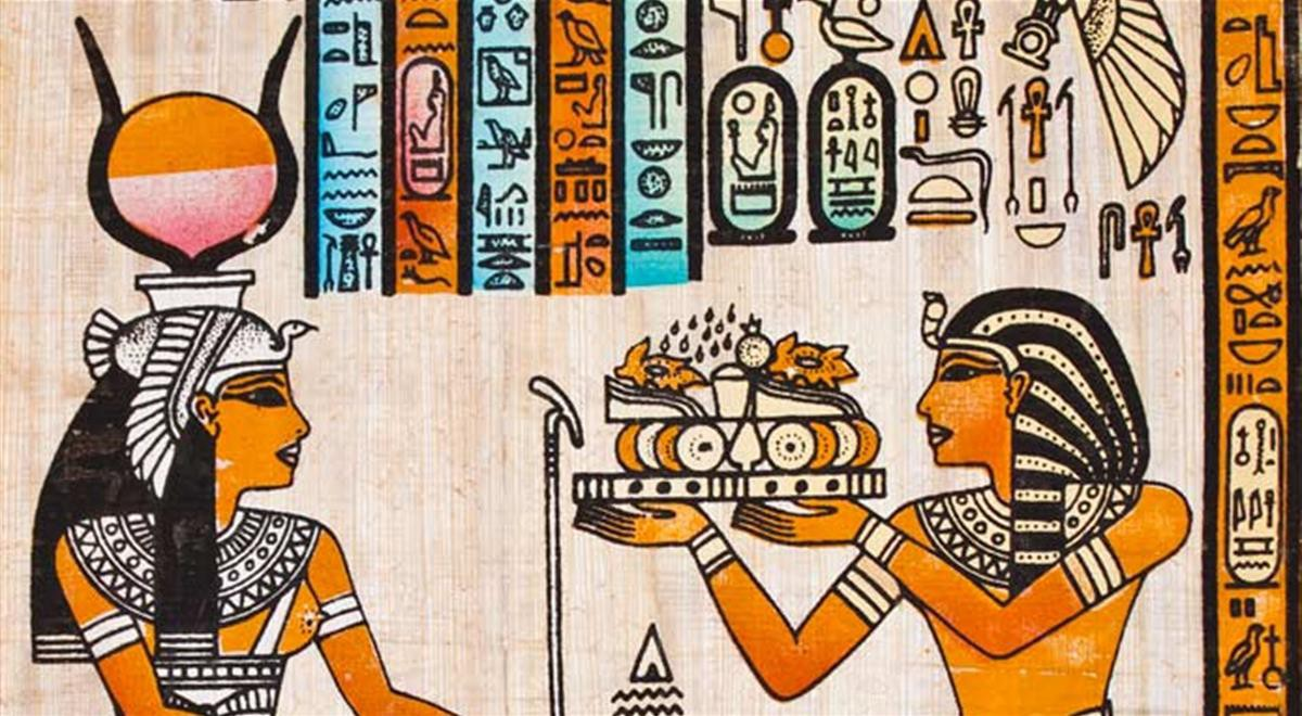 Image result for egyptian ancient cooking oil