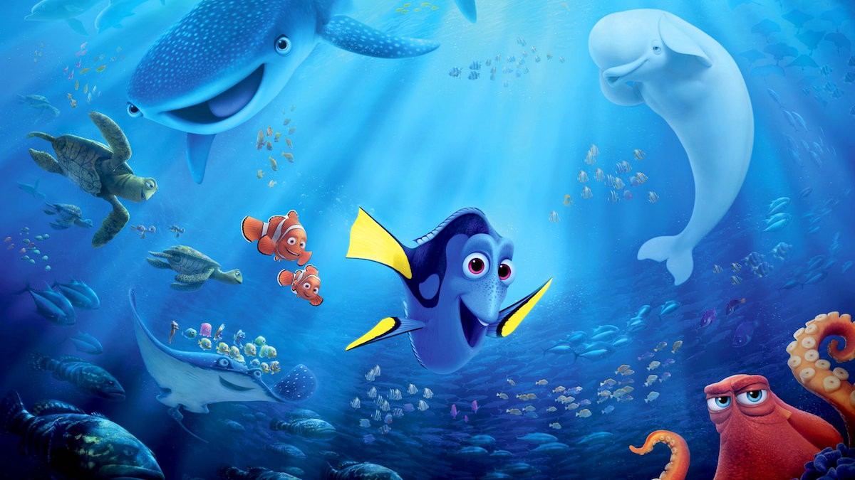 Finding Dory 2016 Heartfelt Sequel Entertains Despite By Frame Rated Staff Frame Rated Medium