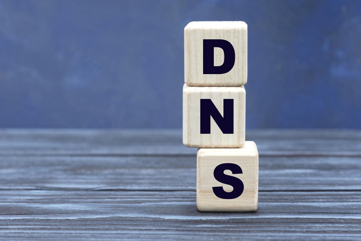 DNS is a building block