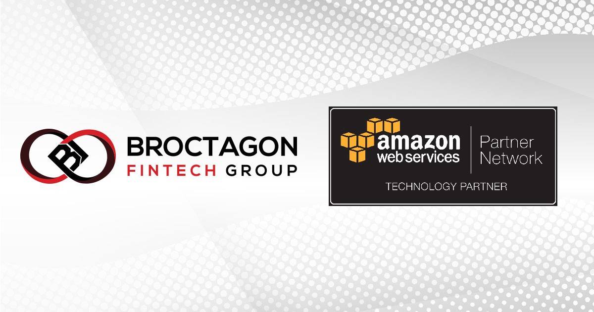 Broctagon is Now a Technology Partner in the AWS Partner Network