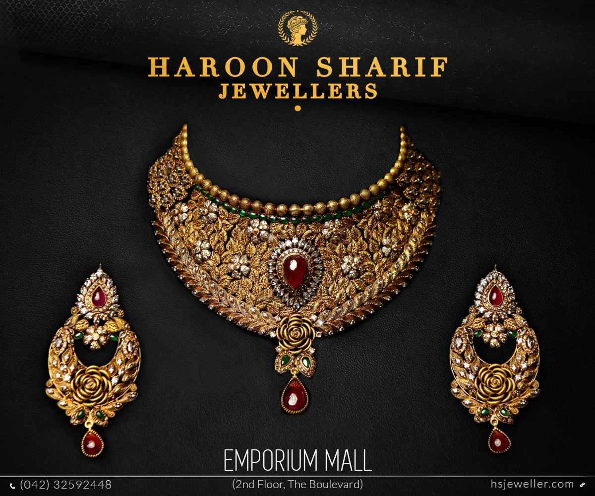 5 Contemporary Gold Jewellers In Lahore You Should Know About
