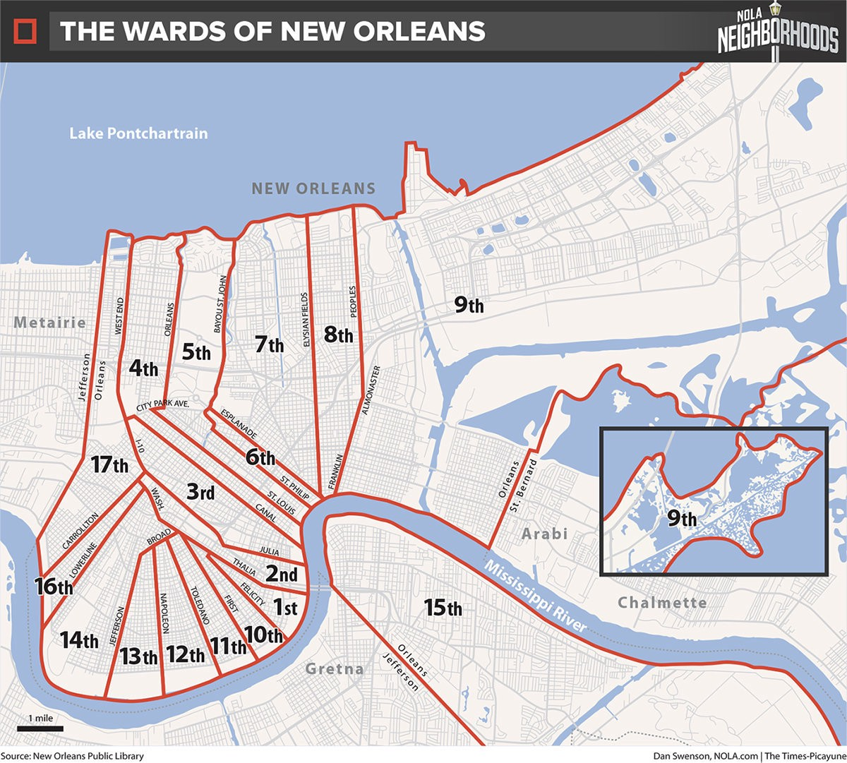 new orleans 9th ward map Communication Design Studio Iii Lower 9th Ward 11 Years Later new orleans 9th ward map