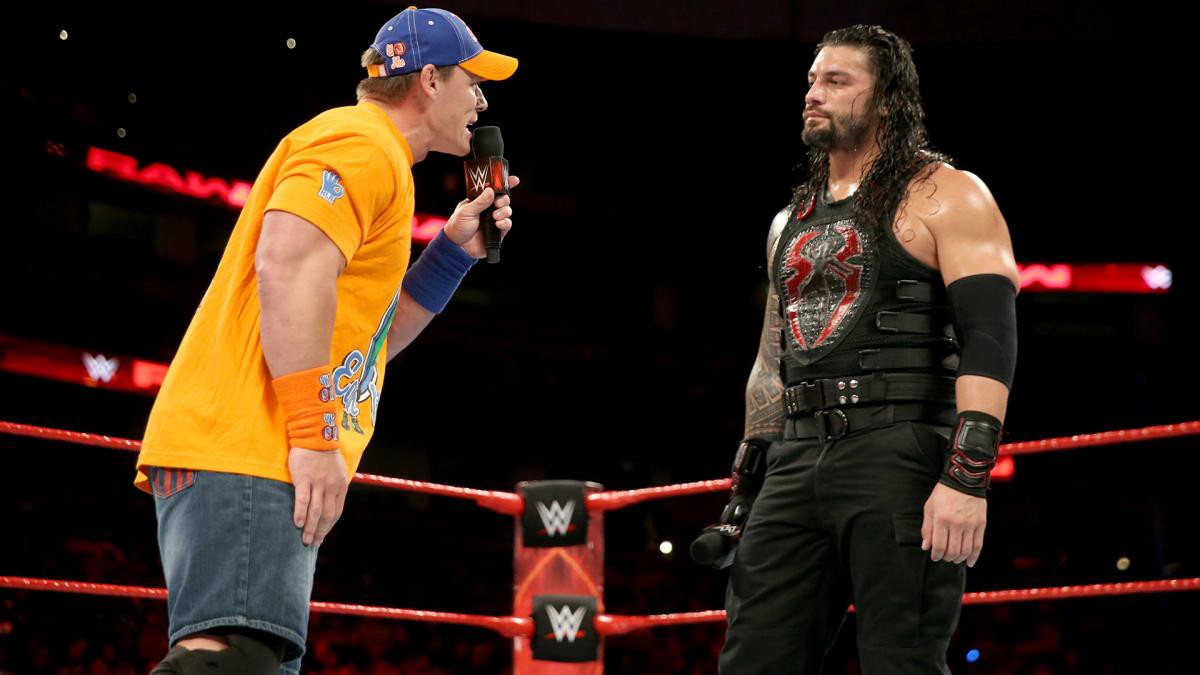 John Cena Reportedly Competing In Mega WWE SummerSlam 2021 Match 1